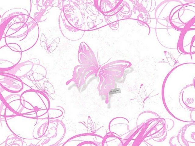 Fluturi roz