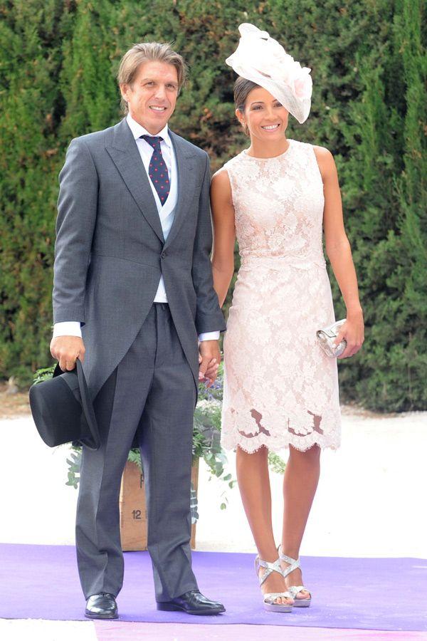 Los invitados a la boda de Fran Rivera y Lourdes Montes #boda #famosos #invitados