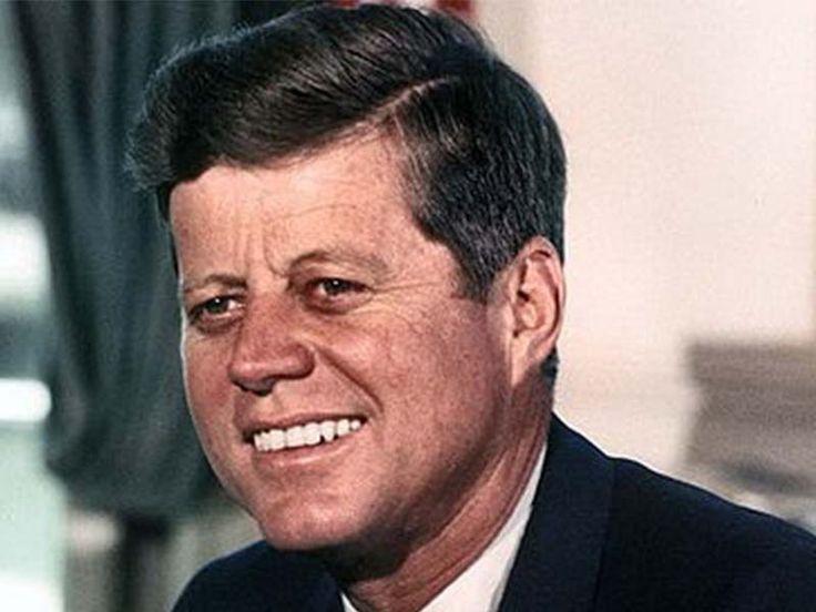 citations célèbres de JFK John Fitzgerald Kennedy