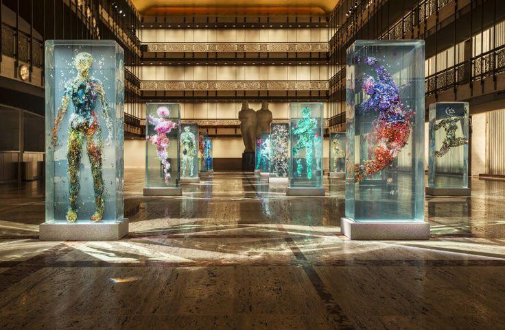 New York City Ballet | Lincoln Center | Dustin Yellin