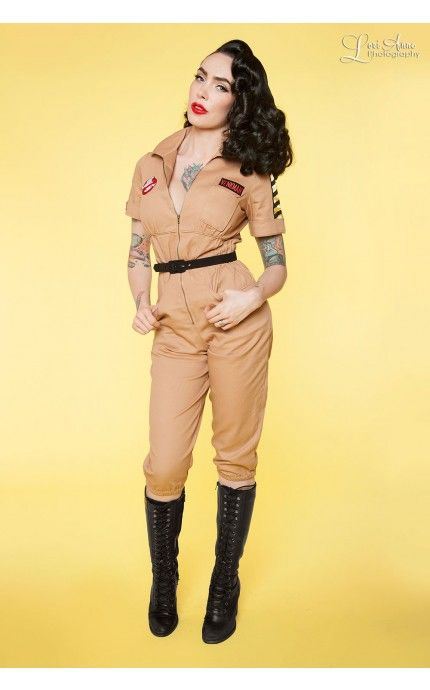 Peter Venkman Ghostbusters Jumpsuit