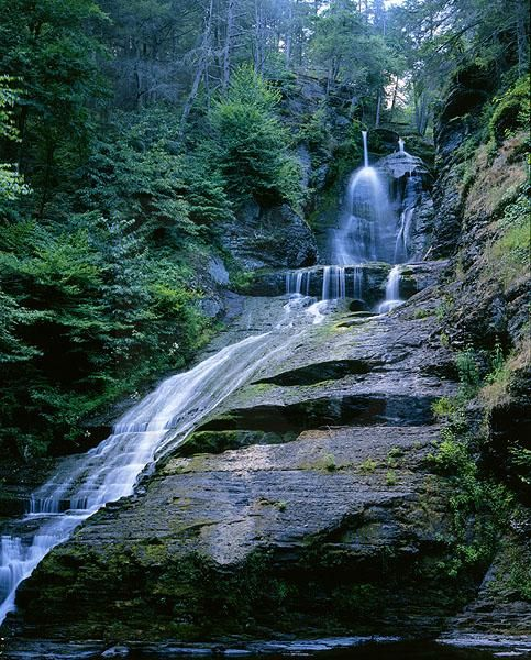 Poconos Dingmans falls | Keywords: pennsylvania,bushkill,poconos,delaware water gap,waterfall ...