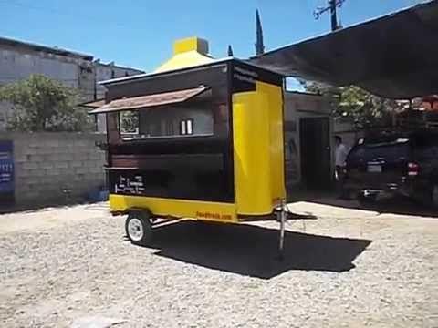 Food Truck VENTA Y FABRICACION DE loncheras y carretas
