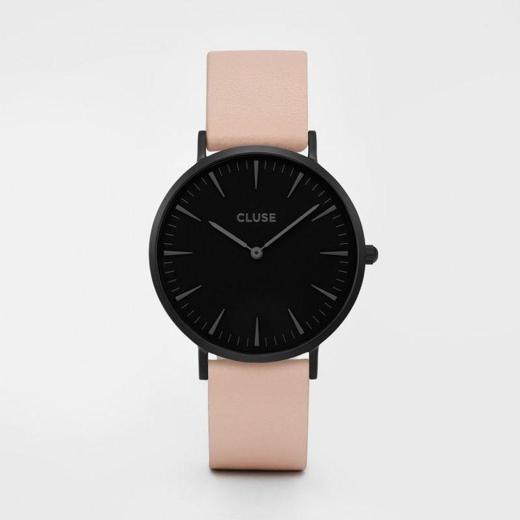 CLUSE La Bohème Black Black/Nude CL18503