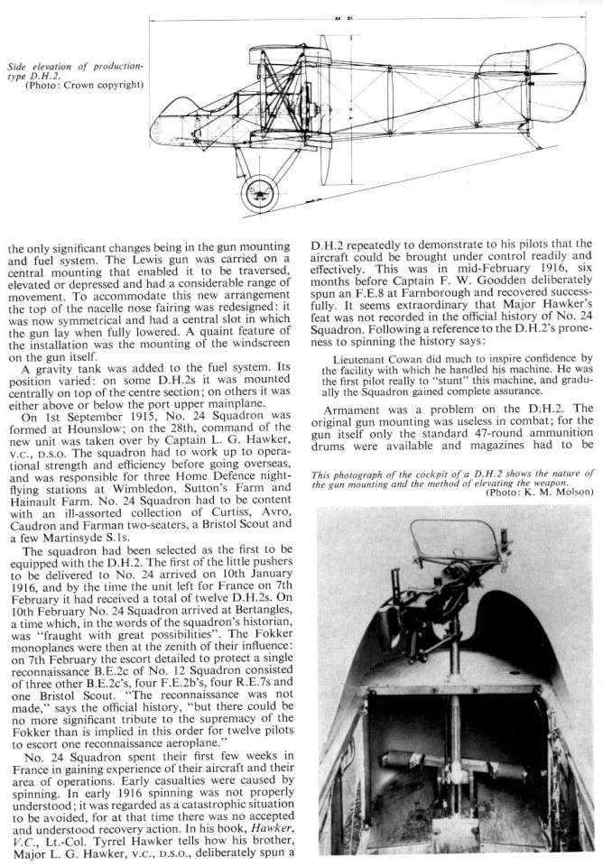 De Havilland DH2 (91) Page 06-960