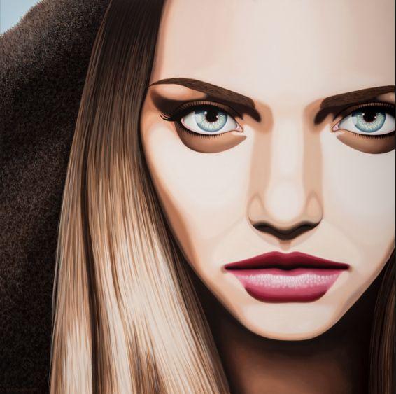NZ Art - Tatum - Andrew Barnes Graham