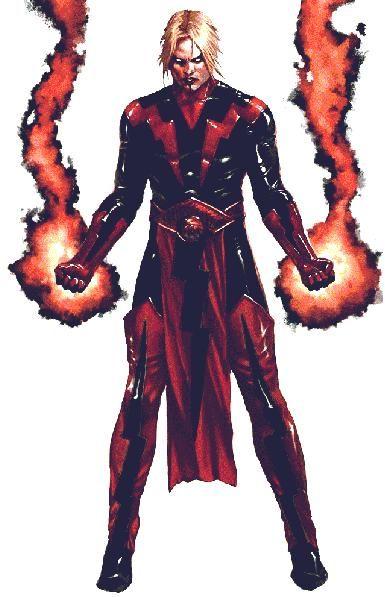 Adam Warlock as seen in Guardians of the Galaxy.