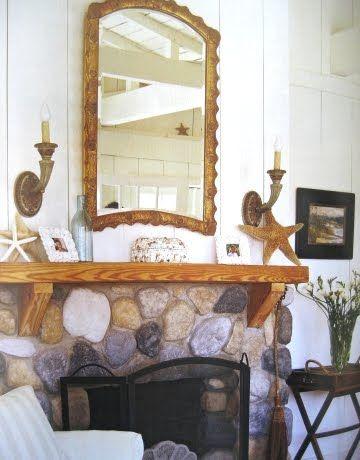laguna ca cottage decor   Beach Cottage Style Decorating via Cottage Style Magazine