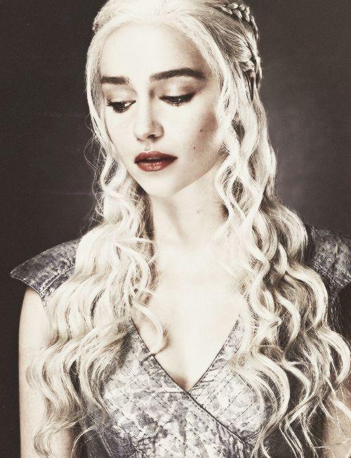 Daenerys Targaryen ~ Game of Thrones//