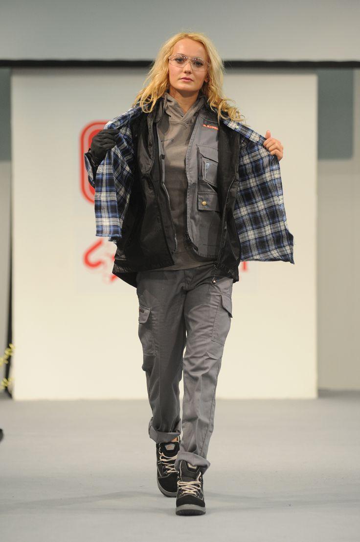 Abbigliamento antinfortunistico FerExpo 2014 #FerExpo #FieraDiBergamo Ente Fiera Promoberg