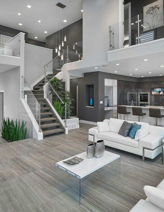 Modern home interior design Pinterest @trulynessa89 ⛤