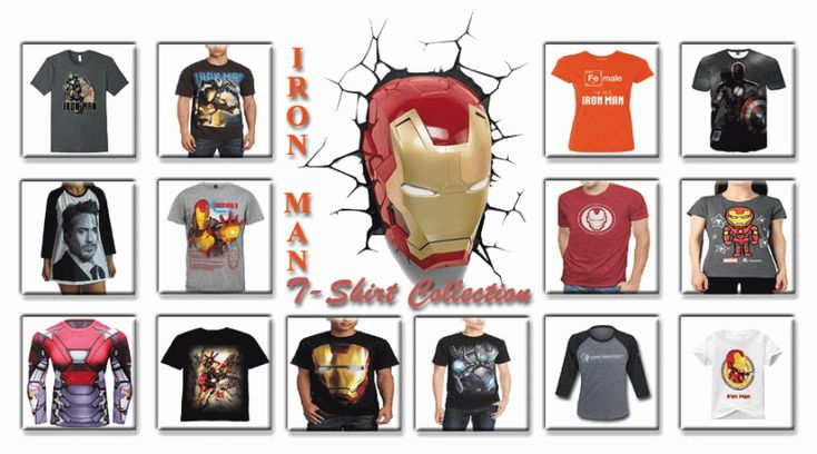 15+ IRON MAN SHIRT IDEAS FOR TONY STARK FANS - FIND YOUR FUTURE