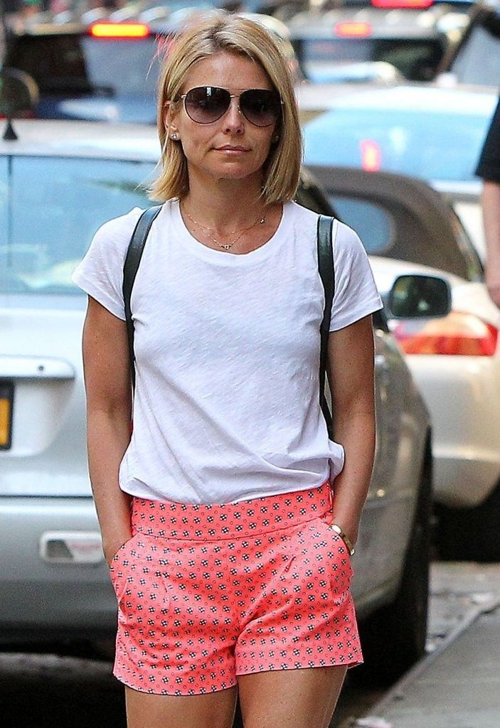 : Kelly Ripa & Mark Consuelos Out And About In New York