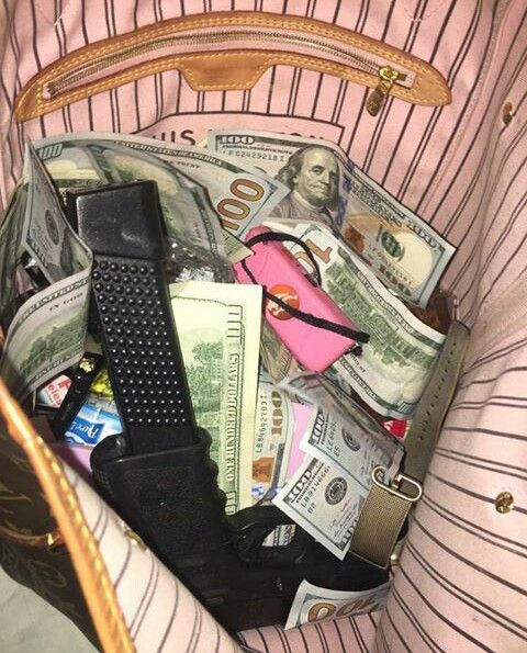 What My Messy Bag Looking Like