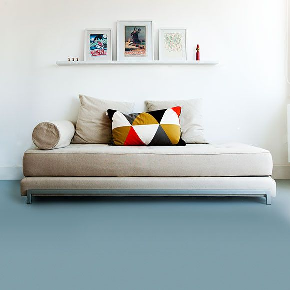 Shacklewell Rubber Flooring — The Colour Flooring Company