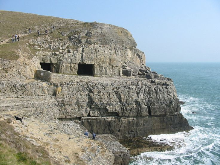 Tilly Whim caves (manmade)