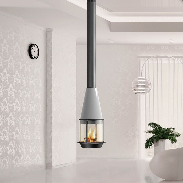 Traforart Arlet High Suspended Wood Burning Stove