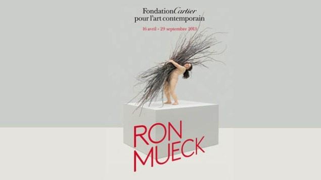 Exposition 2013 : Ron Mueck à la Fondation Cartier