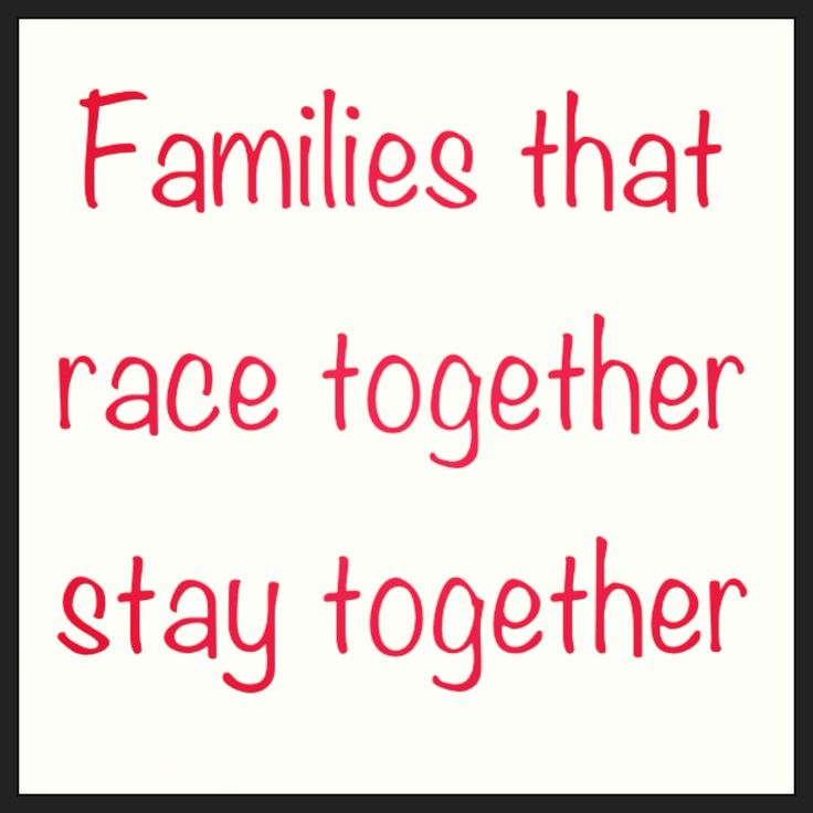 Love this. We are a Dirt track racing family. How many times has Cody said this to me?