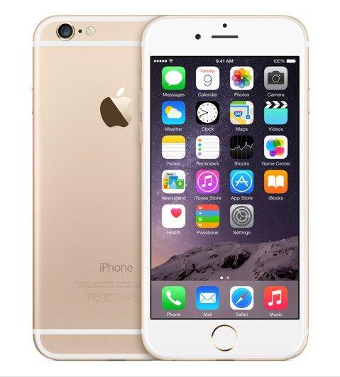 Apple iPhone 6s - 128GB Rose Gold
