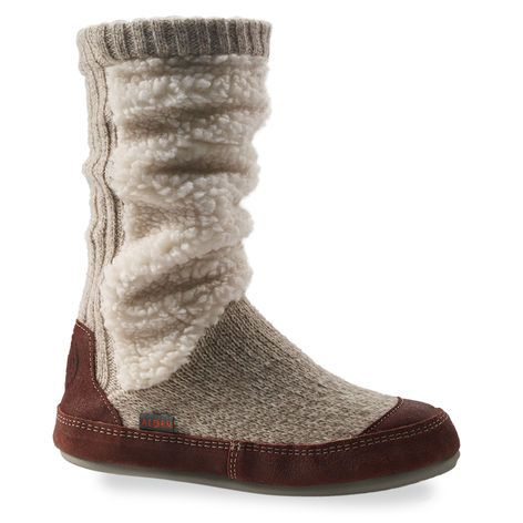 Acorn Slippers, Shoes and Socks - Free Shipping On Slipper Shoes Order
