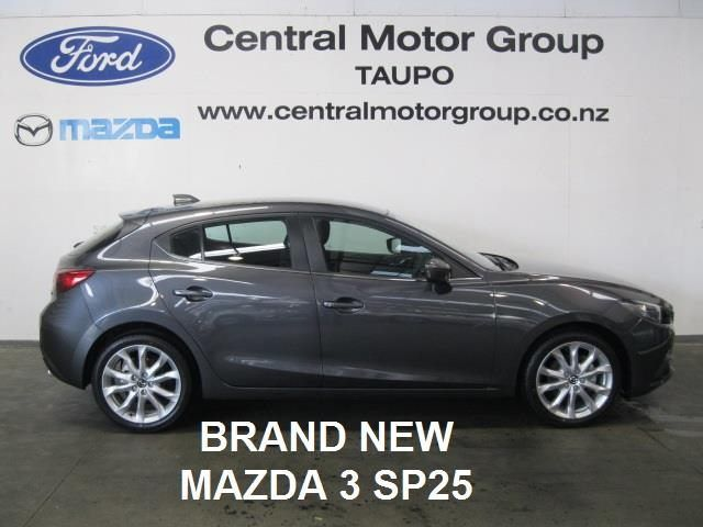 Mazda 3 SP25 HATCH 2015 | Trade Me