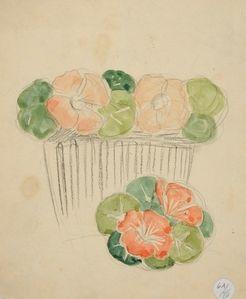 Drawing by Gustav Gaudernack, 1911-1914. Digitalt Museum, Public Domain