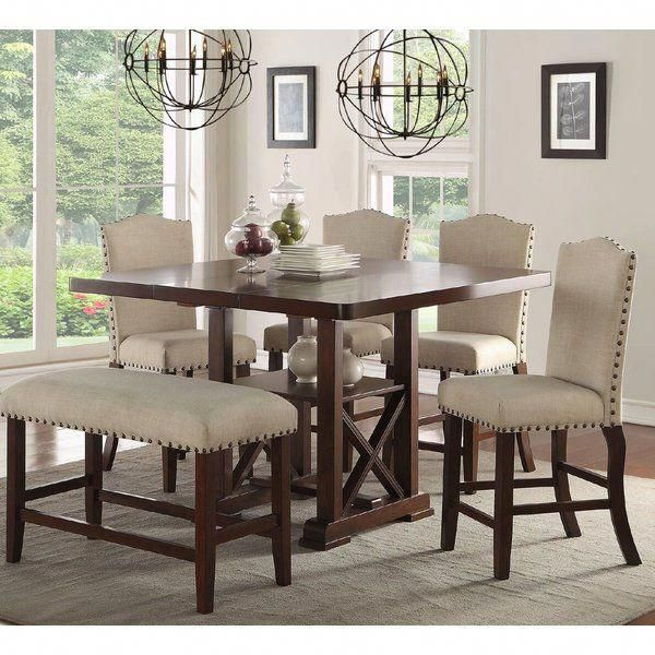 18+ Counter height dining table extendable Best Choice
