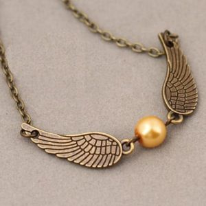 Snitch Gold Necklace