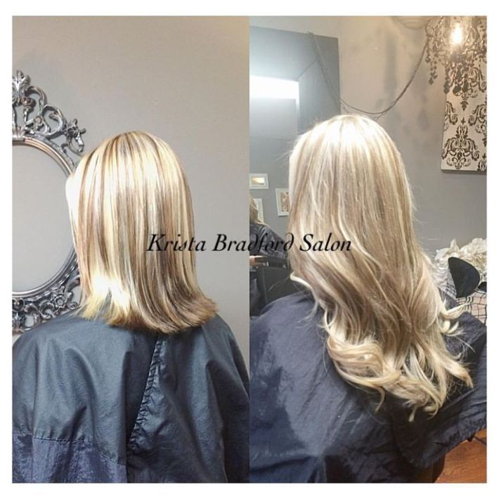 94 best krista bradford salon chicago images on pinterest hair extensions before after pmusecretfo Choice Image