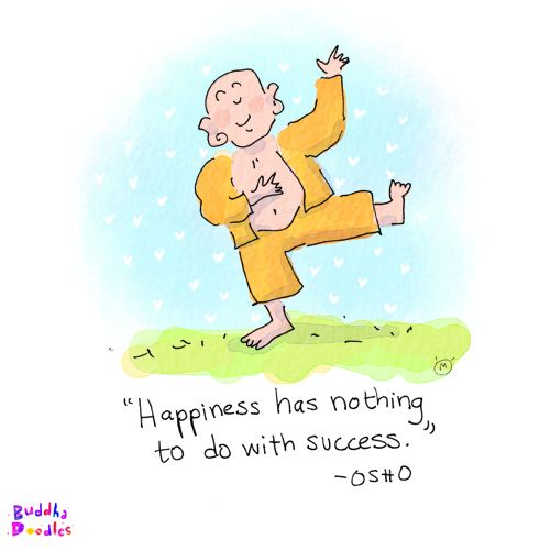 Buddha Doodle - 'Happiness'by Mollycules♥ please share Buddha Doodles with your friends ♥
