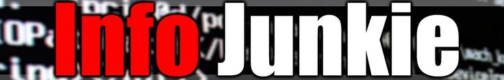 Info-Junkie.com - tutorials, news, reviews and information