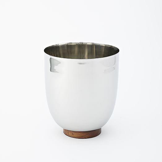 Mid-Century Ice Bucket | West Elm