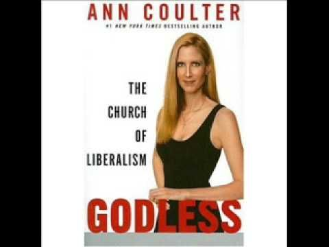 Ann Coulter Godless 1 of 4.wmv - YouTube