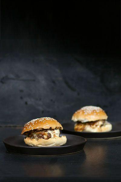 Cheese Burger Recipe From Ash Heeger of Ash Restaurant Cape Town | Crush Magazine