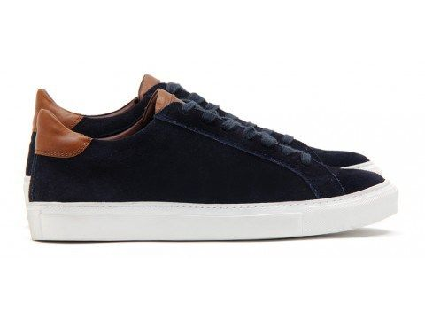 Introducing: Du Travail Traditionnel, French-made sneakers www.unbeautravail.com