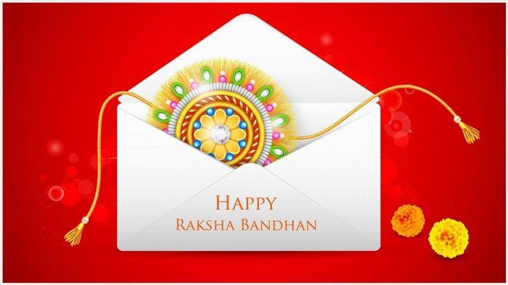 Raksha Bandhan Card Wallpaper | raksha bandhan cards wallpapers, raksha bandhan greeting cards wallpapers