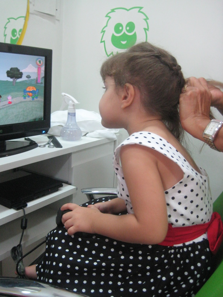 Hair Salon for kids in Recife
