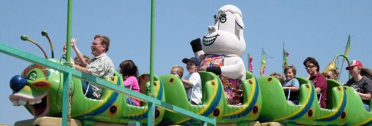 Clo enjoying the Sonoma - Marin Fair a few years back!