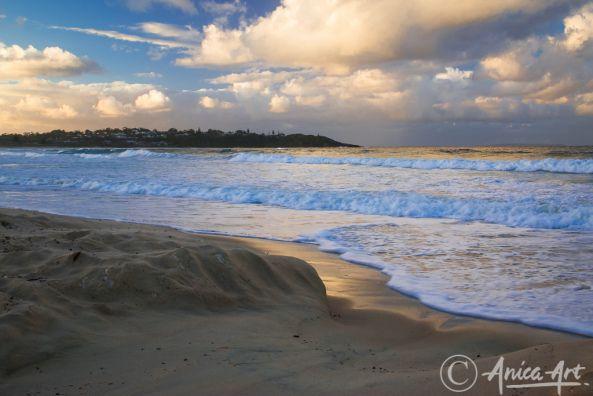 Sunset at Mollymook Beach