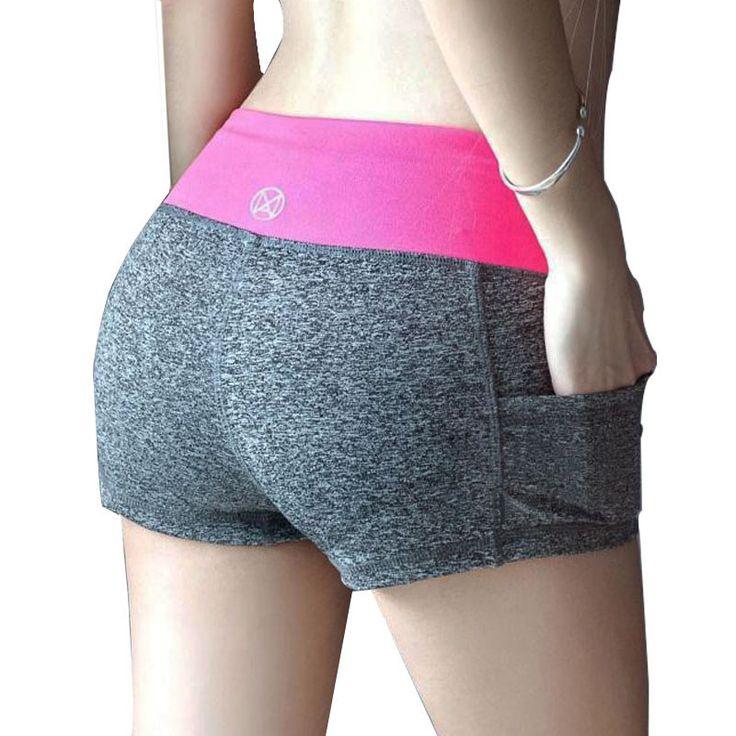 מכנסיים קצרים נשים קיץ S-XL של נשים מזדמנים מכנסיים קצרים מודפס סקסיים אישה חמה כושר אימון מכנסיים מתיחת תרגיל גבוהה קצר 0251