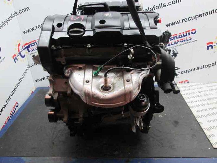Recuperauto Palafolls, le ofrece en stock una amplia gama de motores de   todas las marcas, como este modelo de Peugeot 206. Si necesita alguna   información adicional, o quiere contactar con nosotros, visite nuestra   web: http://www.recuperautopalafolls.com/ o llame al 93 765 04 01!