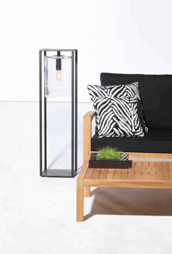 contemporary garden lamp post DOME Royal Botania