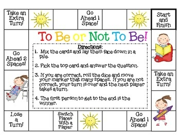 To be exercises for beginners printable