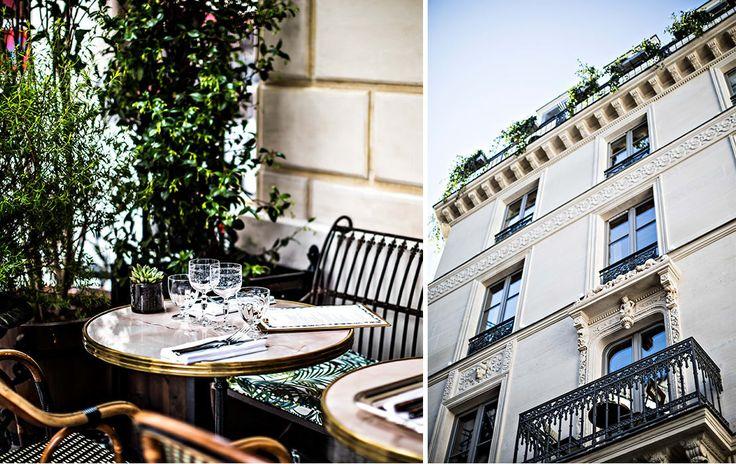 In het hart van Oost-Parijs ligt boetiekhotel Providence. Dit prachtige hotel met de charme van een oud herenhuis combineert oude elementen met luxe, romantische details en excentriek behang met de tofste prints. Kijk je mee?