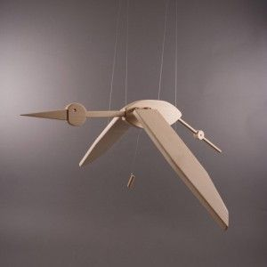 Interactive Flying Toy for a child's room and makes an excellent mobile for the babies room - Adjustable, so you're able to hang and fly most anywhere