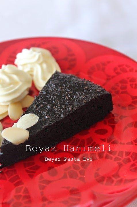 Çikolatalı,unsuz kek