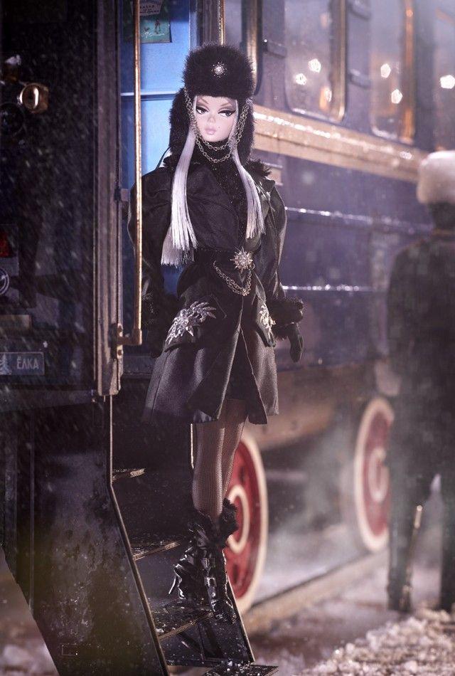 Verushka™ Barbie® Doll | Barbie Collector