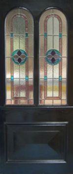 The Darrington Victorian Door