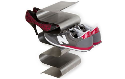 HALLWAY- Nest Shoe Rack - Wall Mounted - Shoe Racks | Shoe Storage Shelves | Boot Racks | Welly Stands £75